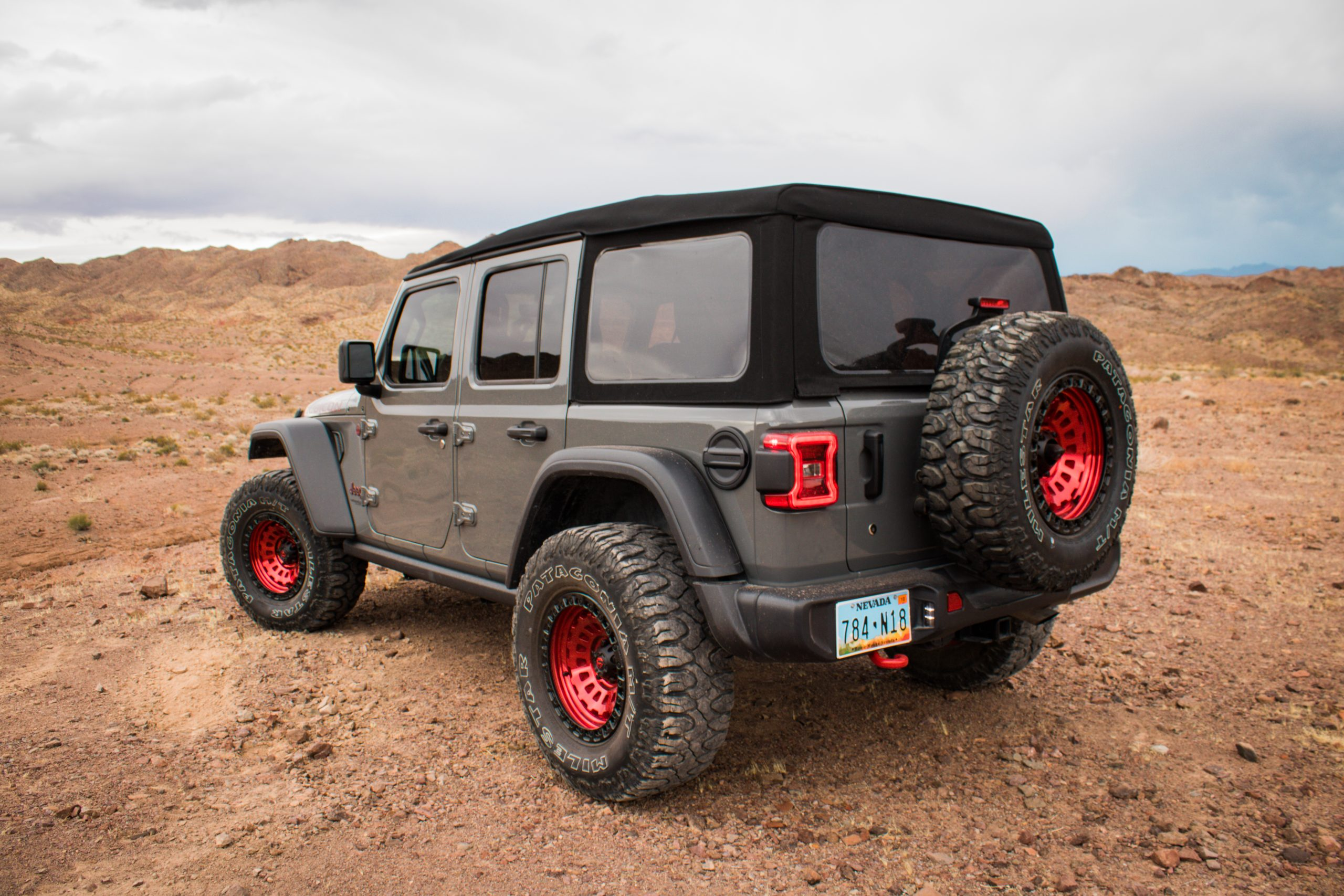 Vegas Jeep Tours